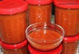 Visi klaus, kaip pavyko: pomidorų padažas, kuris tik prie visko