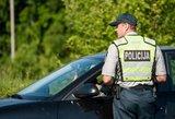 Vairuotojai prisimins vairavimo taisykles iš naujo: policija žada intensyvius reidus