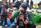 Vyriausybė skyrė 50 tūkst. eurų Sirijos pabėgėlių maistui