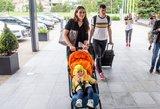 Krepšininkas Janavičius su žmona slapta sulaukė šeimos pagausėjimo