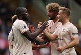 """""""Manchester United"""" grįžo į pergalių kelią, """"Watford"""" išlieka nepralaimėjęs"""