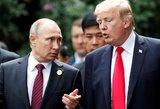 """Kremlius sureagavo į Trumpo pasisakymus: """"nesąžininga konkurencija"""""""