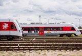 Dėl karščių ribojamas traukinių greitis
