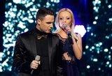 """""""Eurovizijos"""" atrankos staigmena: Edgaras Lubys uždainavo su Mia"""