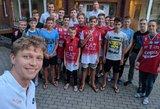Mindaugas Kuzminskas ketvirtą vasarą iš eilės sukvietė jaunuosius krepšininkus tobulėti
