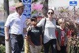 Angelina Jolie ir Bradas Pittas planuoja įsivaikinti septintą vaiką?