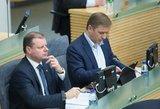 PVM lengvata griauna Ramūno Karbauskio ir Sauliaus Skvernelio draugystę?