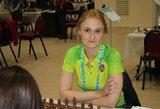 V. Čmilytė pergale pradėjo tarptautinį šachmatų turnyrą Gibraltare