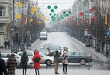 Vilniuje naujai ženklinama daugybė gatvių