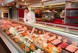Mėsininkai: valstybės biudžetas nukentės, jei PVM lengvata bus tik šviežiai mėsai