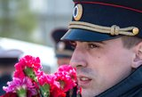 Rusijos rašytoja užpulta per apdovanojimų teikimo ceremoniją