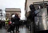 Marselyje policija nušovė užpuoliką, subadžiusį 2 žmones