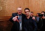 Rusijos #metoo: žurnalistas papasakojo, kaip jį graibė V. Žirinovskis