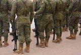 Į muštynes įsivėlę NATO kariai atsakys savo valstybėje?