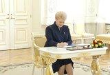 Dešimtmetis su Grybauskaite: įprastos jos darbo dienos baigėsi