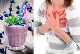Vartokite šią uogą – žaibiškai sumažins infarkto riziką