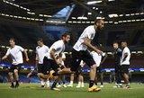 """Finale – istoriją sieksiantis perrašyti """"Juventus"""" ir savimi pasitikintis """"Real"""""""