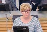 Ingrida Šimonytė abejoja, ar 2018 metų biudžeto perteklius yra teisėtas