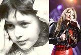 Atgal į vaikystę: kaip Lietuvos įžymybės atrodė gerokai anksčiau?
