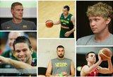 Didysis finalas: išrink patį seksualiausią rinktinės krepšininką!