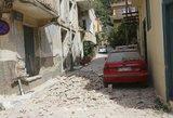 Lietuvių turistų pamėgtą Graikiją supurtė žemės drebėjimas