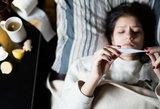 Į Lietuvą atkeliauja gripas: ypač perspėja šiuos žmones