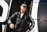 Turinas – rojaus kampelis Italijoje: Ronaldo uždirba trigubai daugiau už kitus