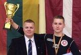 Kęstutis Smirnovas: pagrindinis kitų metų tikslas – įsitvirtinti Europoje