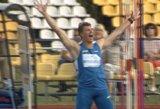 Matusevičius keliauja į Tokijo olimpiadą: metimu pasiekė trečią rezultatą pasaulyje!