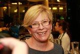 Konservatoriai Ingridai Šimonytei nori patikėti naujas pareigas