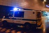 Per konfliktą Vilniuje sužaloti du neuniformuoti policijos pareigūnai