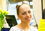 Išskirtinis žavesys: Ineta Puzaraitė-Žvagulienė švyti – moteris spinduliuoja grožiu