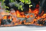 Automobilyje paslėpta bomba nusinešė 4 žmonių gyvybes
