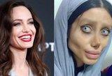 """Mergina po 50 plastinių operacijų virsta ne """"Angelina Jolie"""", o """" gyvu lavonu"""""""