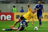 """Vilniaus """"Žalgiris"""" atsisveikino su dviem futbolininkais"""