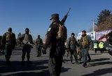 JAV viliasi karą Afganistane užbaigti derybomis