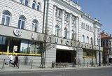Planuojama parduoti Centrinio pašto pastatą Vilniuje