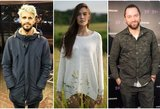 Leonas Somovas, Justinas Jarutis ir KAIA pristatė naują dainą: užburs jautrumu