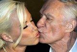 """""""Playboy"""" žvaigždė paviešino žiaurų savo buvusio vyro elgesį: to nelinkėtų nė vienai"""