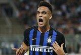 """Milano """"Inter"""" puolėjas pateko į avariją – sužalojo moterį"""