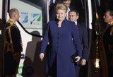 Metinis D. Grybauskaitės pranešimas – daug ekonomikos ir energetikos