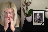 Tragiškai žuvusios manekenės bute – netikėtas ir mįslingas radinys