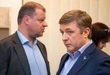 Skvernelis pasiruošęs šuoliui – nori Karbauskio posto ir partijos