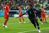 Prancūzijos rinktinė – antrajame prestižinio turnyro finale iš eilės