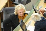 Rozova pakomentavo situaciją: kontaktai su rusų diplomatais buvo neformalūs, bet ne asmeniniai
