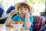 Stebėkite, ką valgote: vien pusfabrikačius valgęs paauglys apako ir apkurto