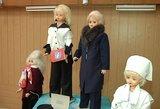 Lietuvė sukūrė lėlę – prezidentės Dalios Grybauskaitės antrininkę
