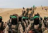 """Islamistų judėjimas: Donaldas Trumpas suteršė palestiniečių """"pasipriešinimą"""""""