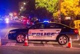 Paaiškėjo, kad nušautas JAV studentas nebuvo toks pavojingas ir vertas šūvio