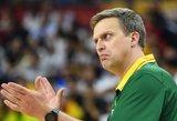 Adomaitis gavo baudą: FIBA sankcijos – už emocijų protrūkį